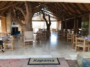 Kapama Southern Camp - infraestrutura